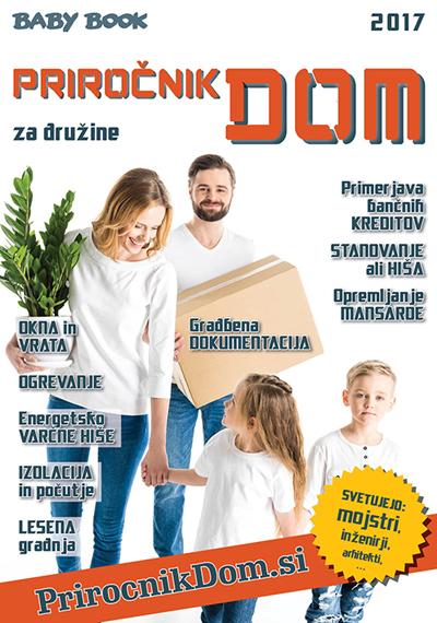 Priročnik Dom 2017