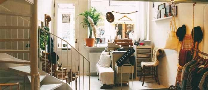 Opremljanje majhnega stanovanja